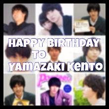 Kento.Y Happy Birthday 保存➪ポチの画像(プリ画像)