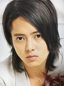山下智久2007年 プリ画像