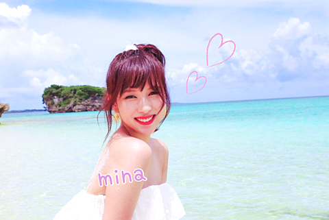 twice ミナの画像(プリ画像)