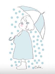 caho イラスト 雨の画像2点|完全無料画像検索のプリ画像💓byGMO