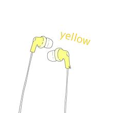 黄色 プリ画像