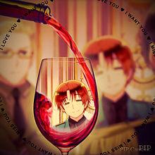 ねえねえpapaワインを頂戴♪ プリ画像