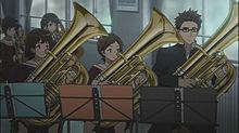 響けユーフォニアム非主要人物の画像(金管楽器に関連した画像)