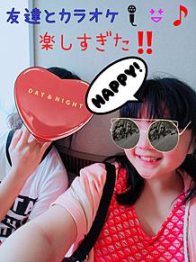 友達とカラオケ🎤😆🎵 プリ画像