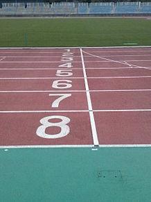 陸上競技場の画像(陸上競技に関連した画像)