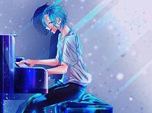 青の画像(ピアノ イラストに関連した画像)
