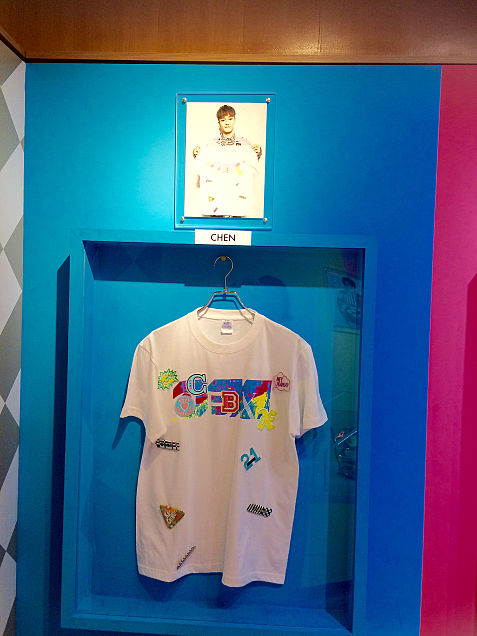 EXO-CBX ラフォーレ原宿の画像 プリ画像