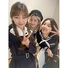 TWICEツウィ、ダヒョン、チェヨンの画像(Twiceに関連した画像)