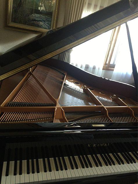 グランドピアノの画像(プリ画像)