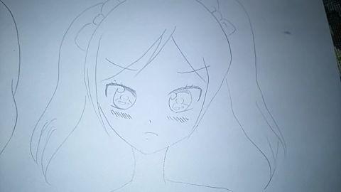 髪…にこ    顔…真姫の画像(プリ画像)