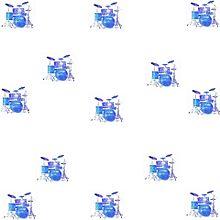 ドラムで壁紙作ってみた(*´ω`*)の画像(ドラムに関連した画像)