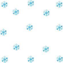 雪の結晶で壁紙作ってみた(öᴗ<๑) プリ画像