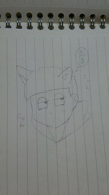 猫耳一松の画像(プリ画像)