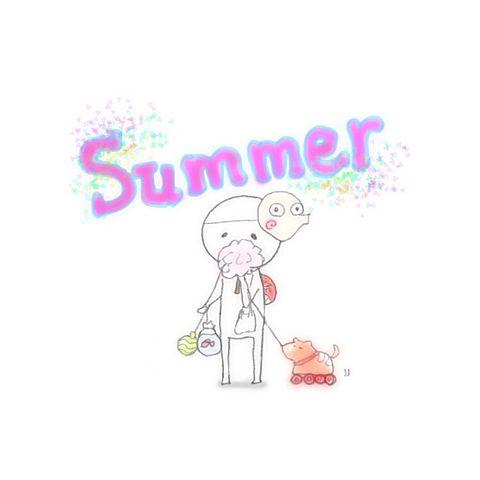 夏の画像(プリ画像)