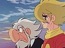 ジョー&ギルモア博士の画像(サイボーグ009に関連した画像)