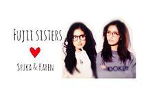Fujii sisters♡