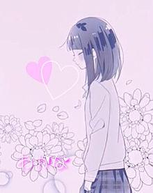 ペア画♡の画像(彼氏彼女に関連した画像)
