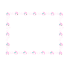 量産型の画像(スタンプ 背景透過 サンリオに関連した画像)