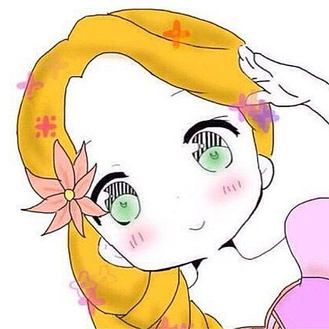 プリンセス ポエム☞ラプンツェルの画像(プリ画像)