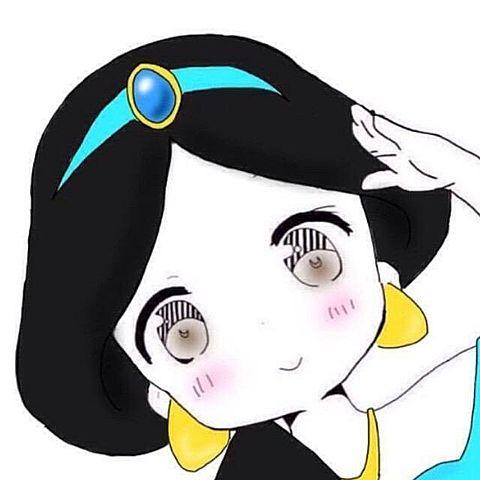 プリンセス ポエム☞ジャスミンの画像(プリ画像)