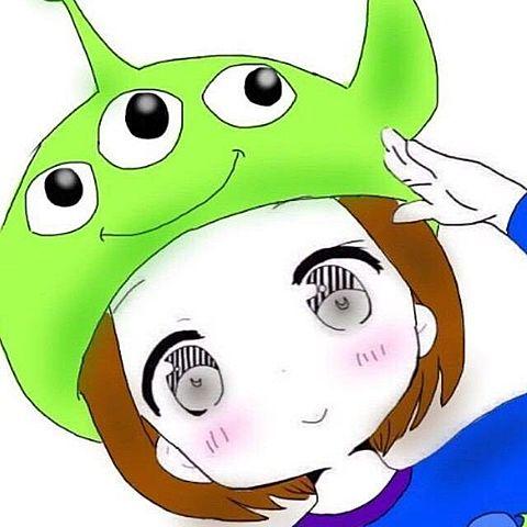 プリンセス ポエム☞リトル・グリーン・メンの画像(プリ画像)