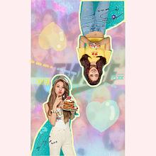 TWICE ♡ツウィ&チェヨン♡ スマホホム画用の画像(candypopに関連した画像)
