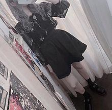 闇おしゃれゆめかわいい病みメンヘラヤンデレ黒白女の子すきやみの画像(ゆめかわいいに関連した画像)