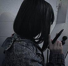 病み闇おしゃれゆめかわいい黒女の子白女の子すきやみの画像(ゆめかわいいに関連した画像)