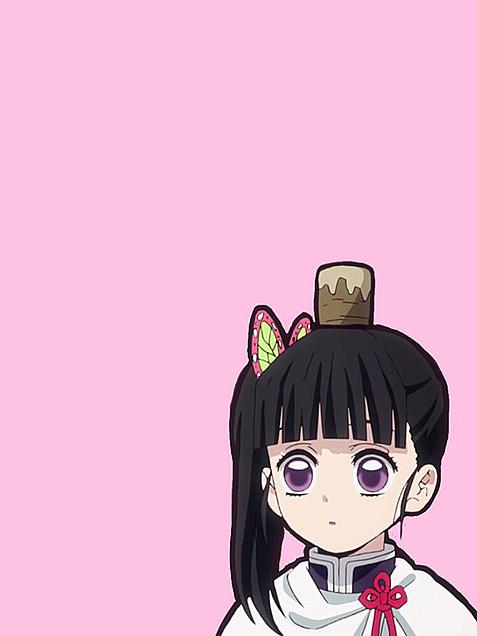 鬼滅の刃 カナヲ 可愛いイラスト