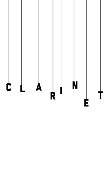 Clarinetの画像(プリ画像)
