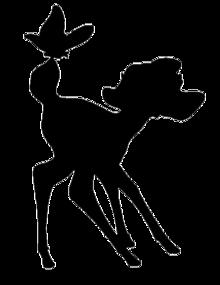 バンビ(枠なし)の画像(プリ画像)