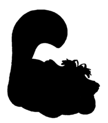 チェシャ猫(枠なし)の画像(プリ画像)