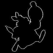 白ウサギ Disney Ver. (枠なし)の画像(プリ画像)