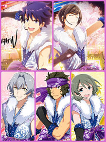夜桜温泉の画像(Mマスに関連した画像)