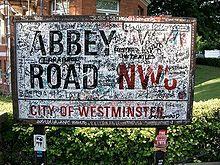 ABBEY ROAD : The Beatlesの画像(プリ画像)