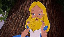 Alice in Wonderlandの画像(プリ画像)