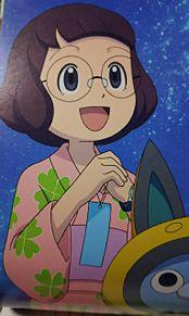 イナホちゃんの画像(カレンダー 妖怪ウォッチに関連した画像)