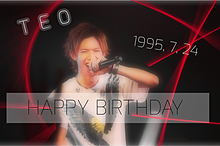 Happy Birthday ✨ プリ画像