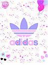 adidas/ロゴ プリ画像