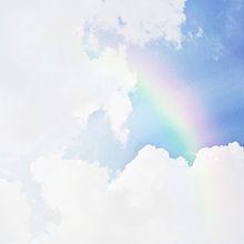 【空と虹】保存はいいね♡の画像(恋愛/恋/友達に関連した画像)