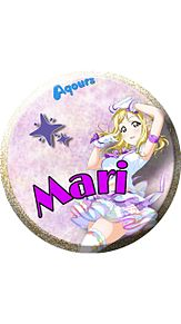 Aqours アイコン加工 アケフェスの画像(ヨハネに関連した画像)