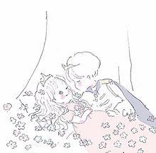 眠り姫の画像(歌詞に関連した画像)