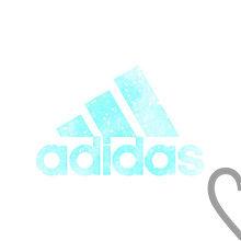 Adidas ペア画 ♡の画像(プリ画像)
