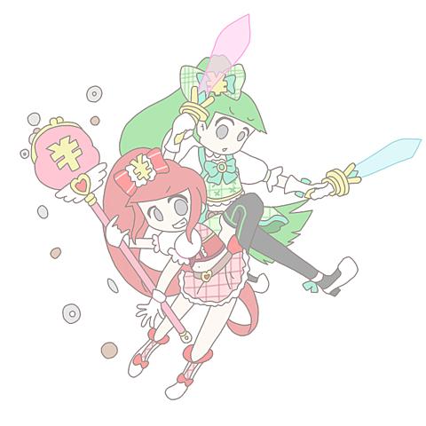 魔 法 少 女 松 .の画像(プリ画像)