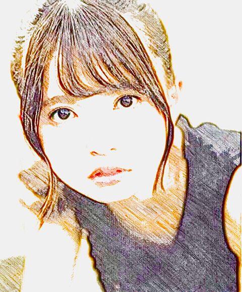 齋藤飛鳥 手書き風壁紙2の画像(プリ画像)