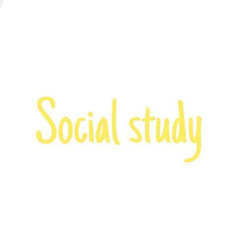 Social studyの画像(プリ画像)