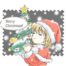哀ちゃんの画像(クリスマスに関連した画像)