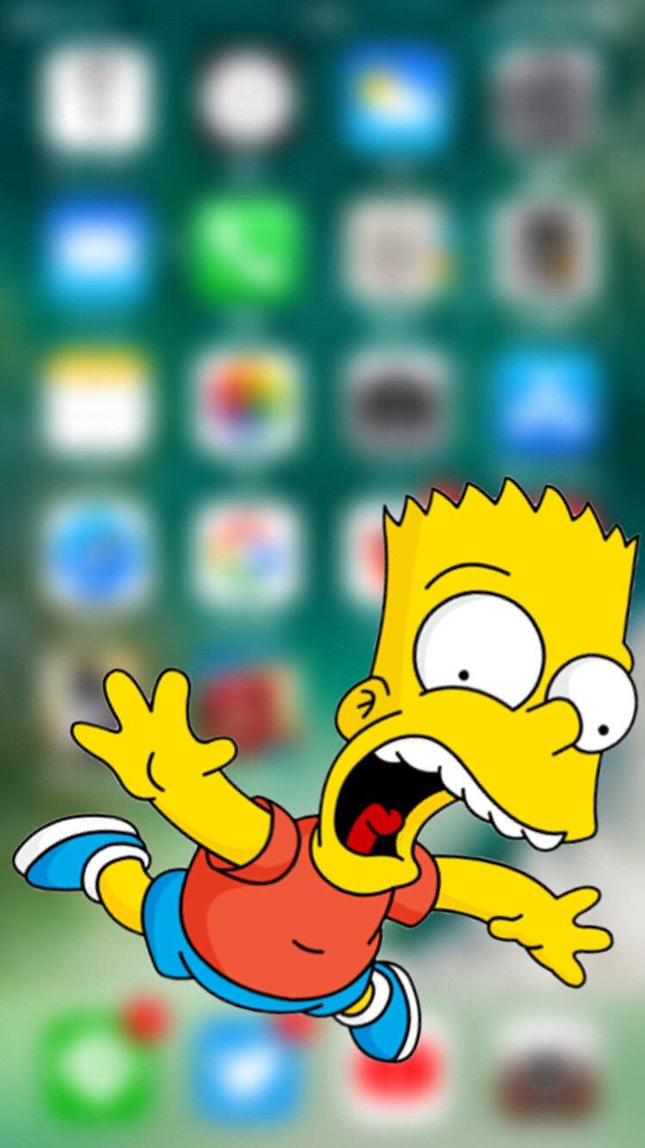 シンプソンズ Iphone壁紙 完全無料画像検索のプリ画像 Bygmo
