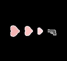 背景透明【♡】の画像(プリ画像)