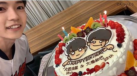 関西ジャニーズJr. ケーキの画像(プリ画像)